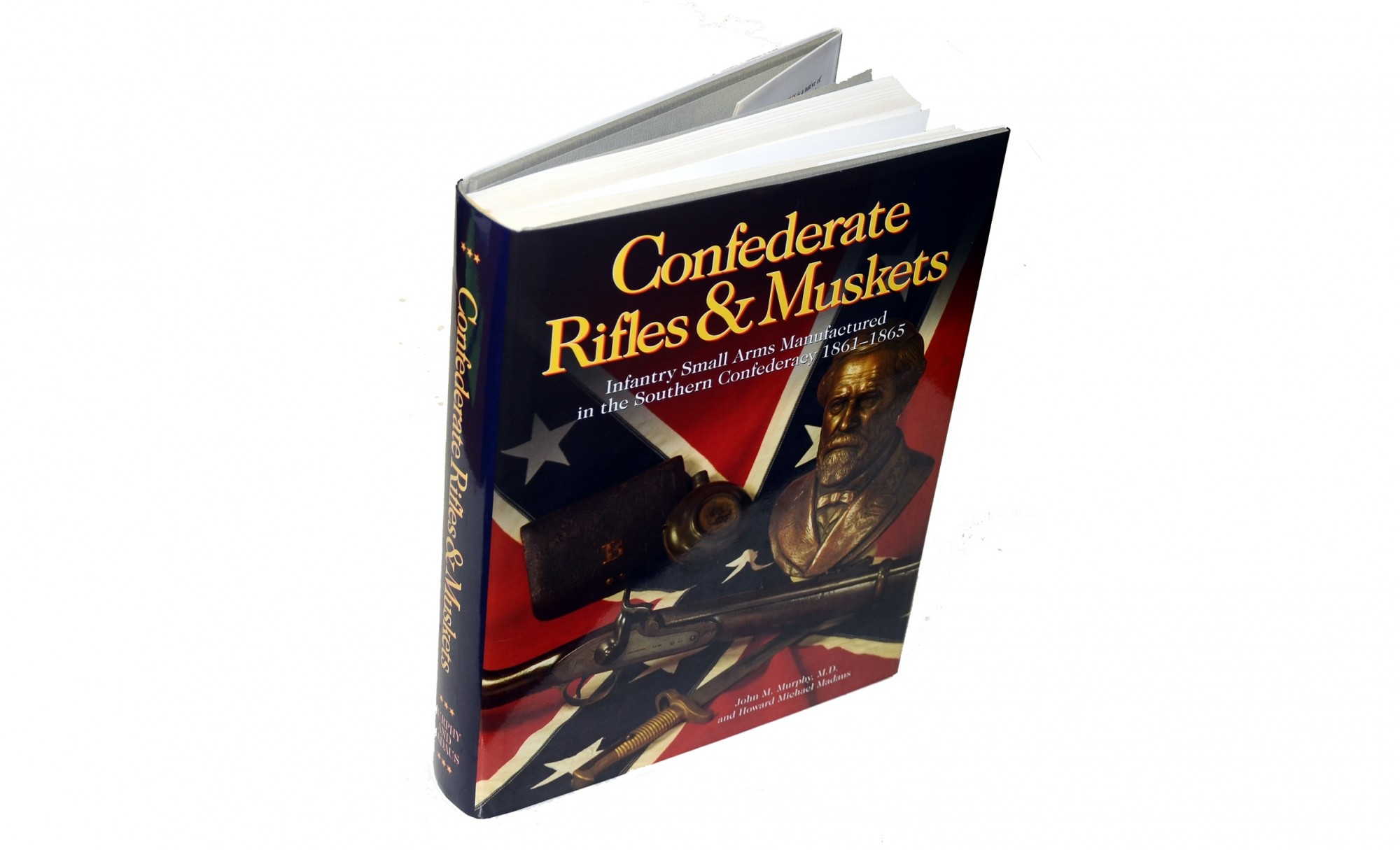 <I>CONFEDERATE RIFLES AND MUSKETS</I> REFERENCE BOOK