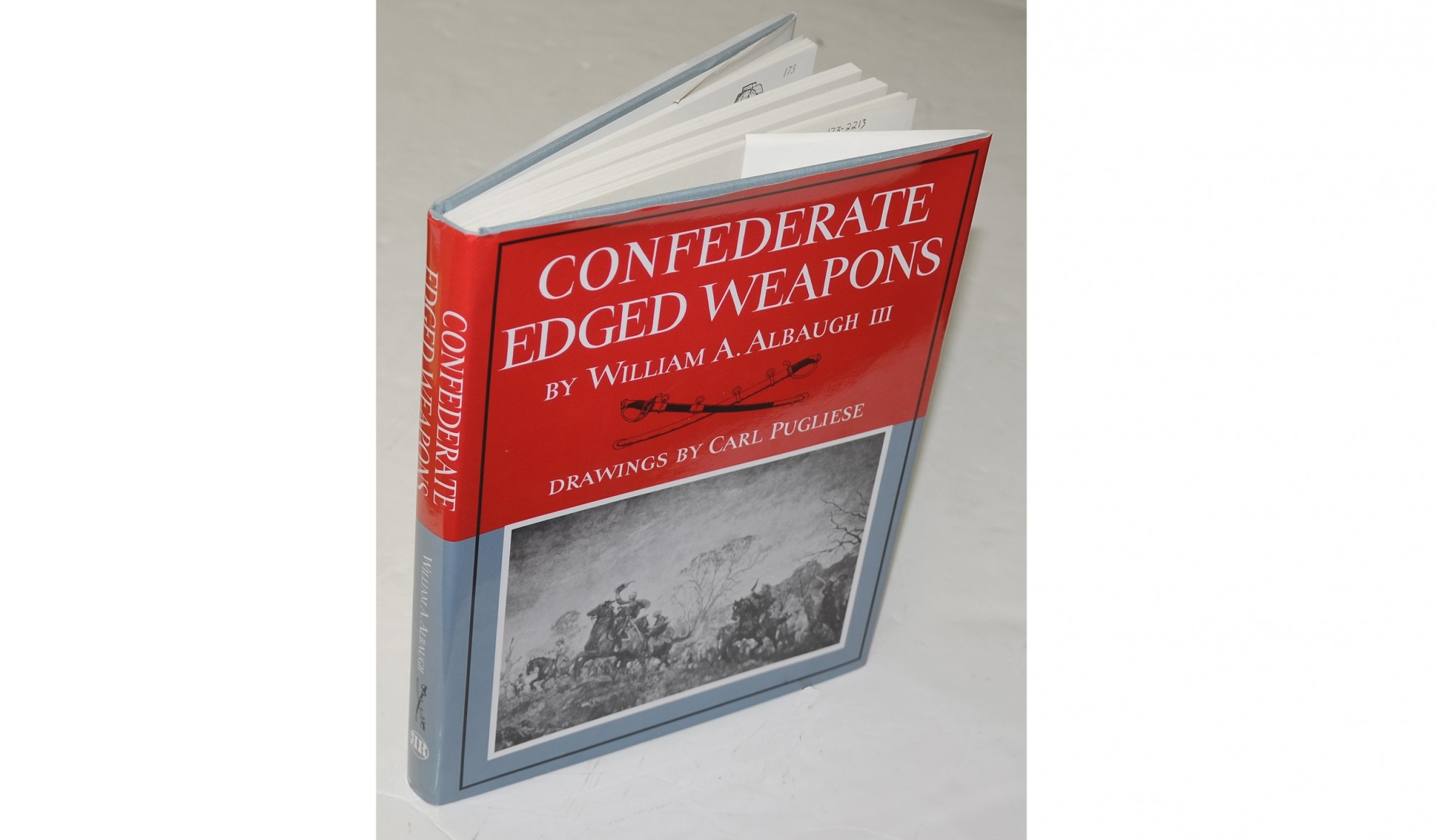 <I>CONFEDERATE EDGED WEAPONS</I> BY WILLIAM A. ALBAUGH III
