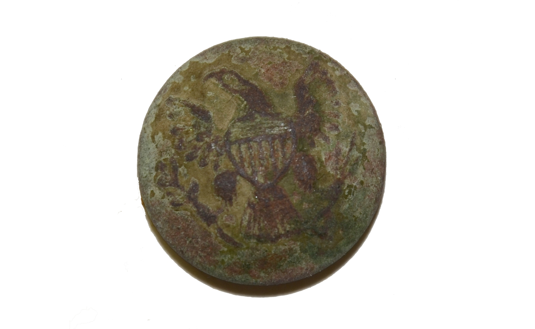 US GENERAL SERVICE EAGLE COAT BUTTON - GETTYSBURG