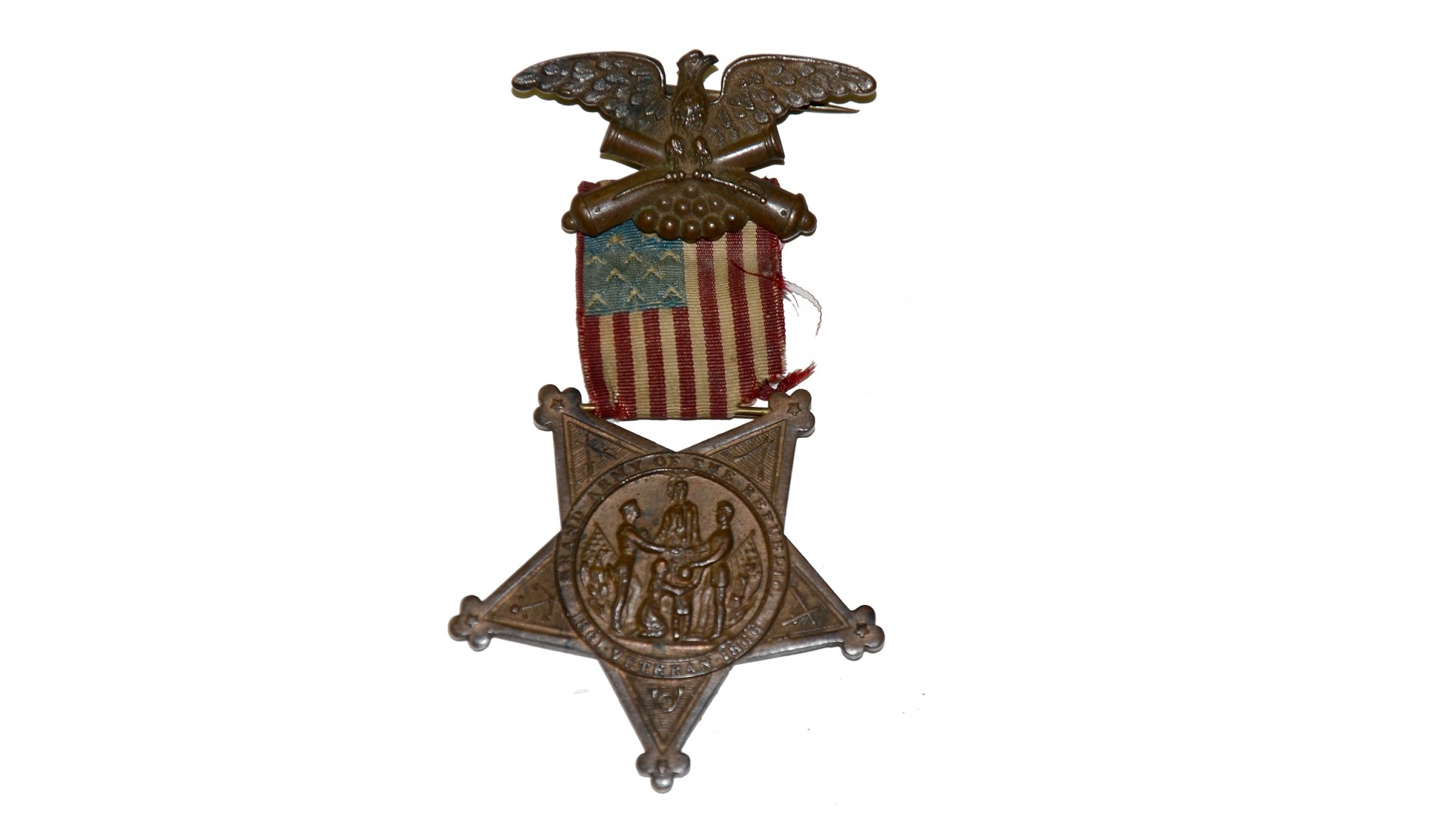 GAR MEMBERSHIP BADGE