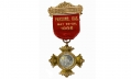 1905 WOMEN'S RELIEF CORPS DEPARTMENT OF KANSAS GAR ENCAMPMENT MEDAL