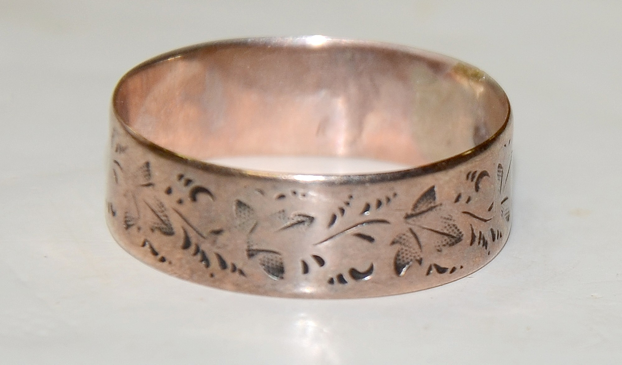 COPPER WEDDING BAND