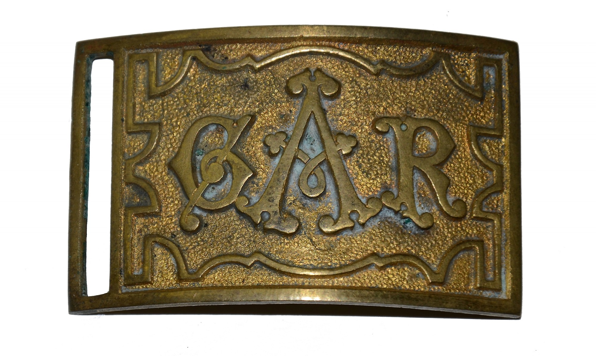 GAR SWORD BELT PLATE