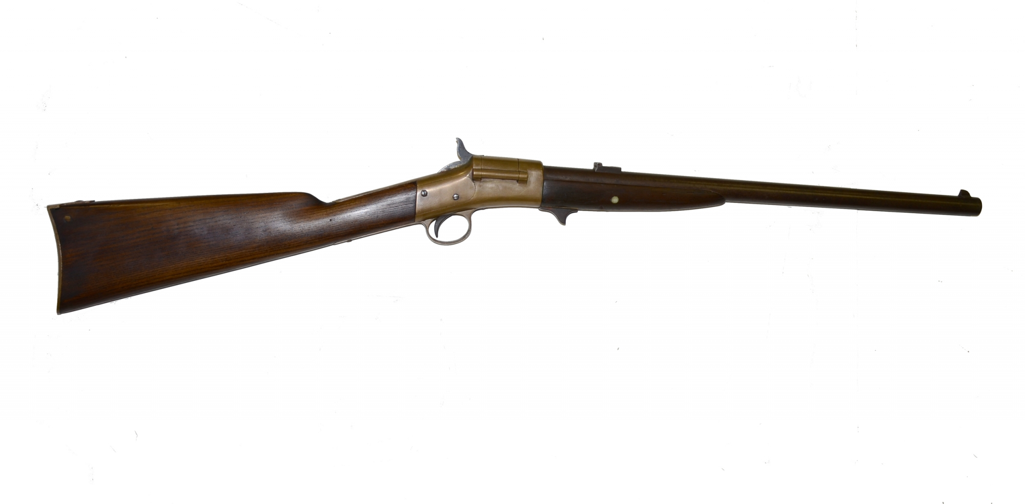 RARE WARNER SINGLE-SHOT BREECHLOADING CARBINE