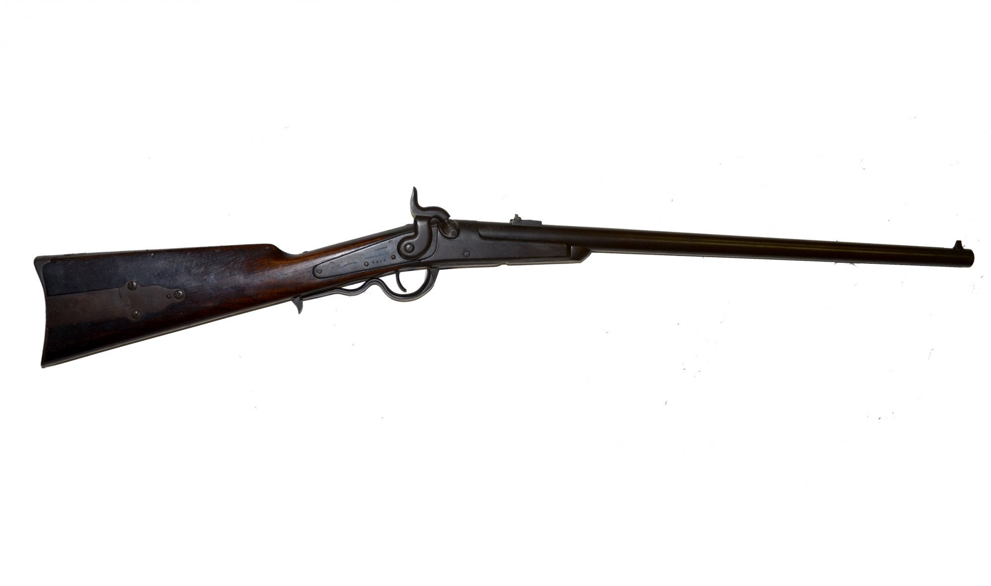 EARLY ORIGINAL, STANDARD MODEL CIVIL WAR GALLAGER CARBINE