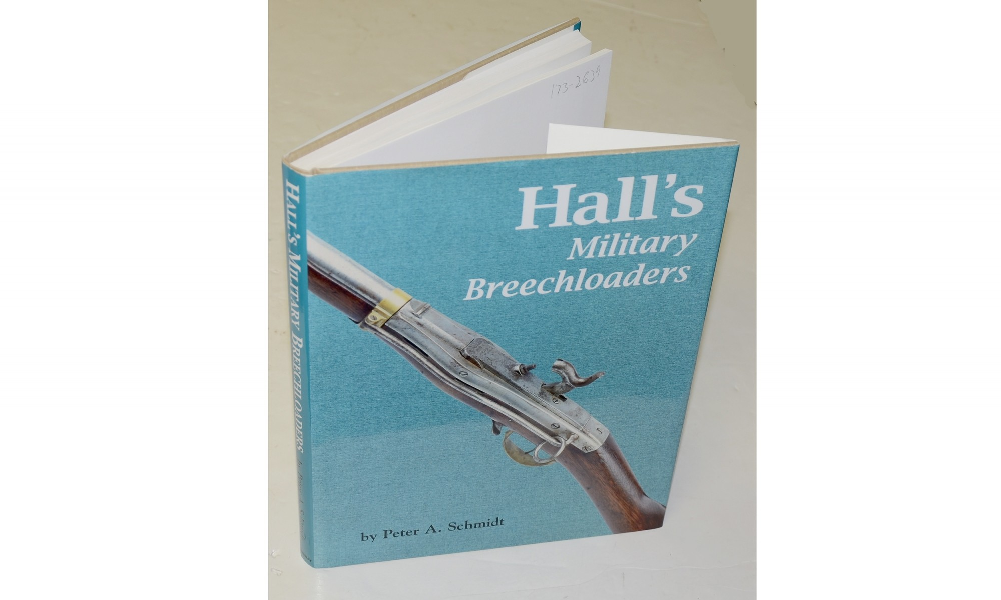 REFERENCE BOOK ON HALL'S MILITARY BREECHLOADERS