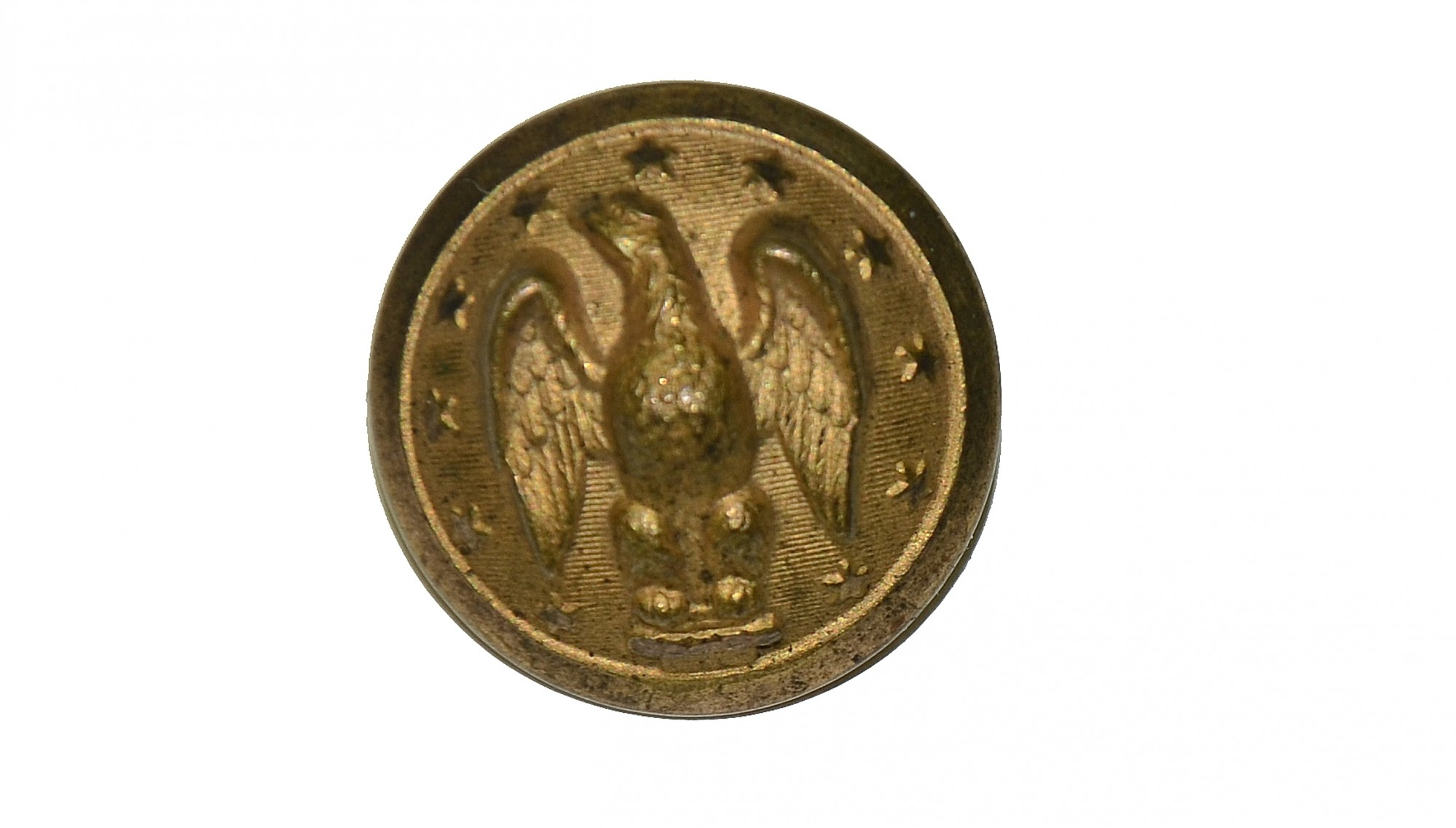 CS GENERAL STAFF COAT BUTTON