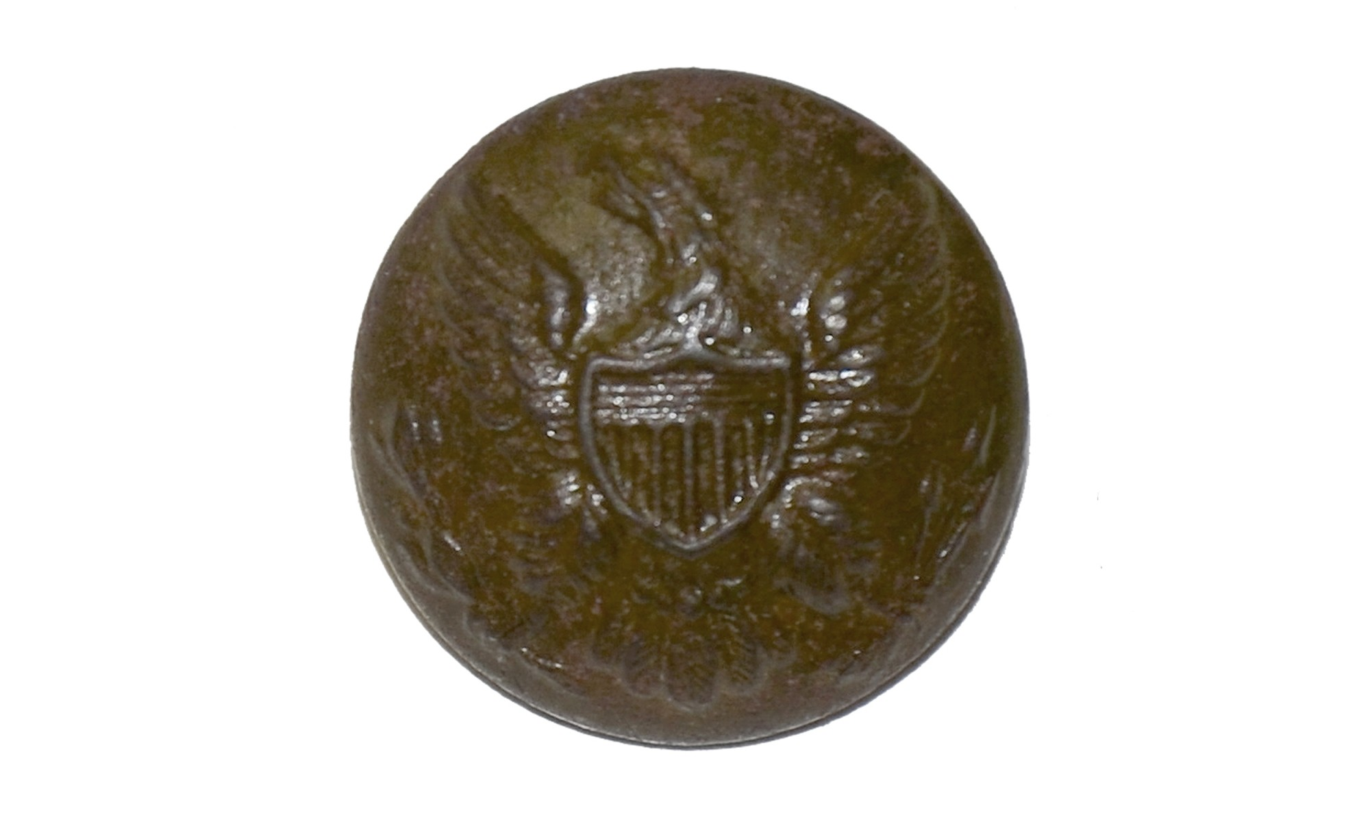 UNION GENERAL SERVICE EAGLE COAT BUTTON FROM THE MAC MASON COLLECTION