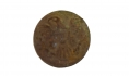 US GENERAL SERVICE EAGLE COAT BUTTON RECOVERED ON THE KLINGEL FARM, GETTYSBURG