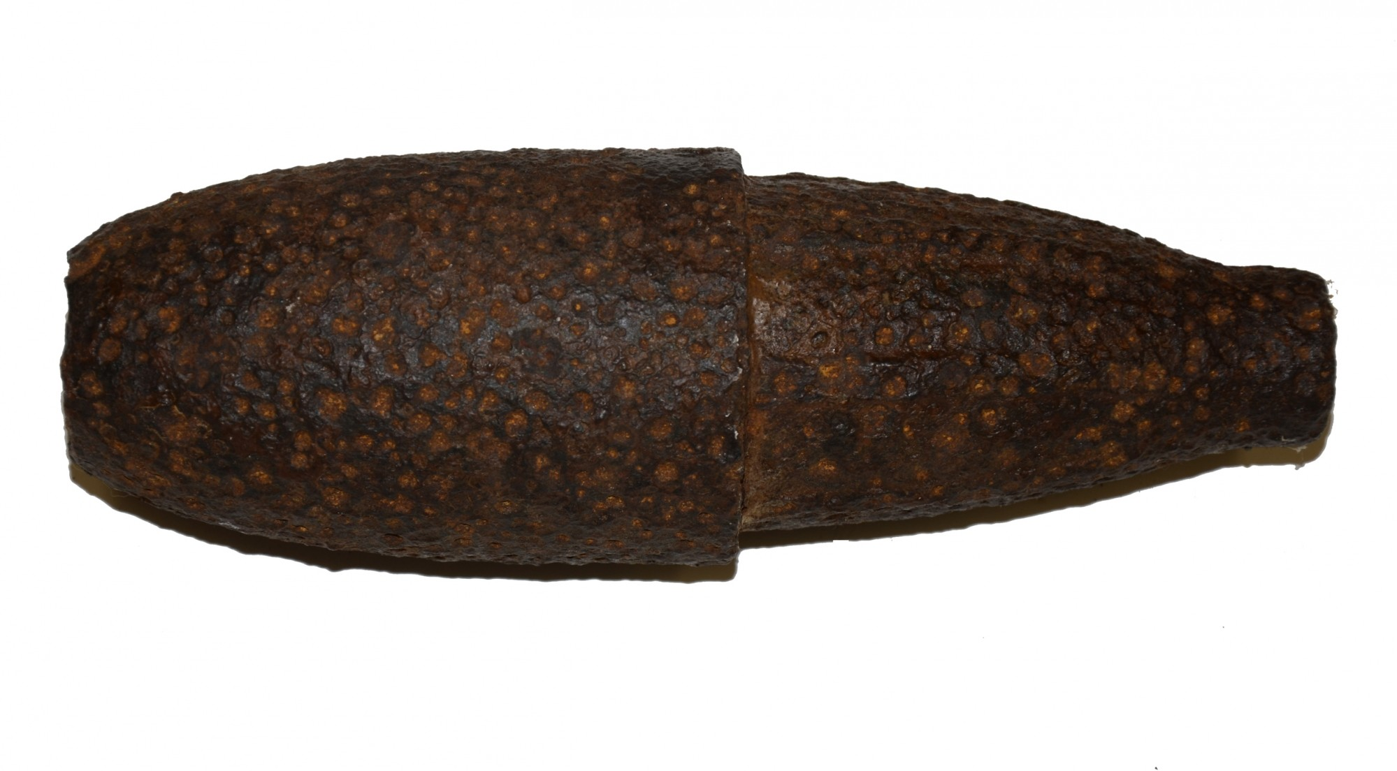 US 3 INCH SCHENKL SHELL, RECOVERED FROM ANTIETAM