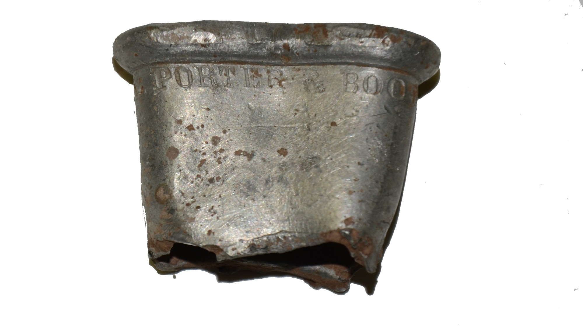 US CANTEEN SPOUT WITH WIDE LIP