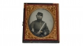 1/6 PLATE AMBROTYPE OF US SOLDIER