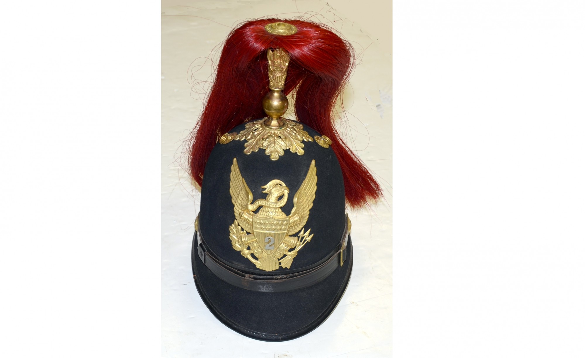 MODEL 1881 2ND ARTILLERY HELMET