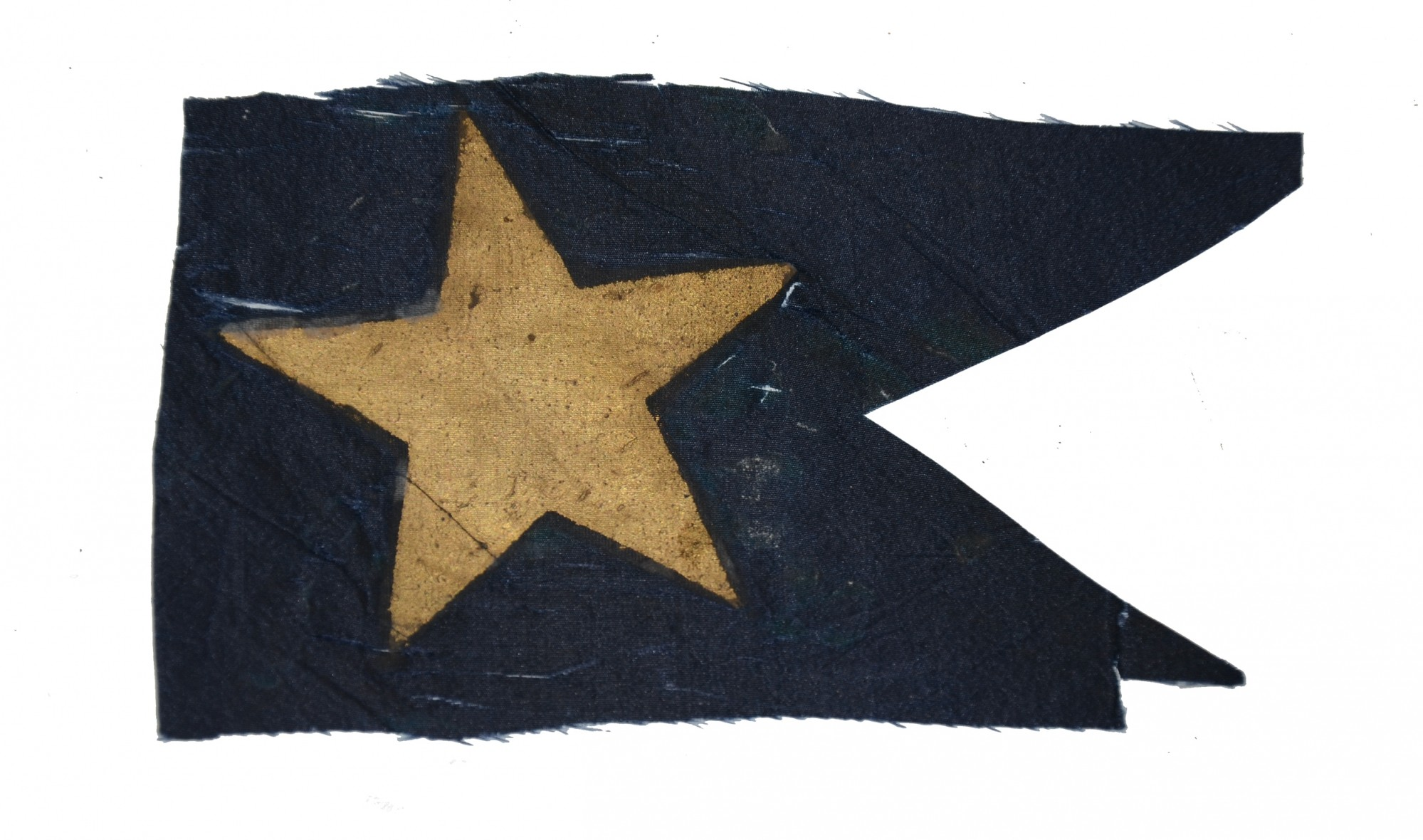(SUPPOSED CS) FLAG REMNANT