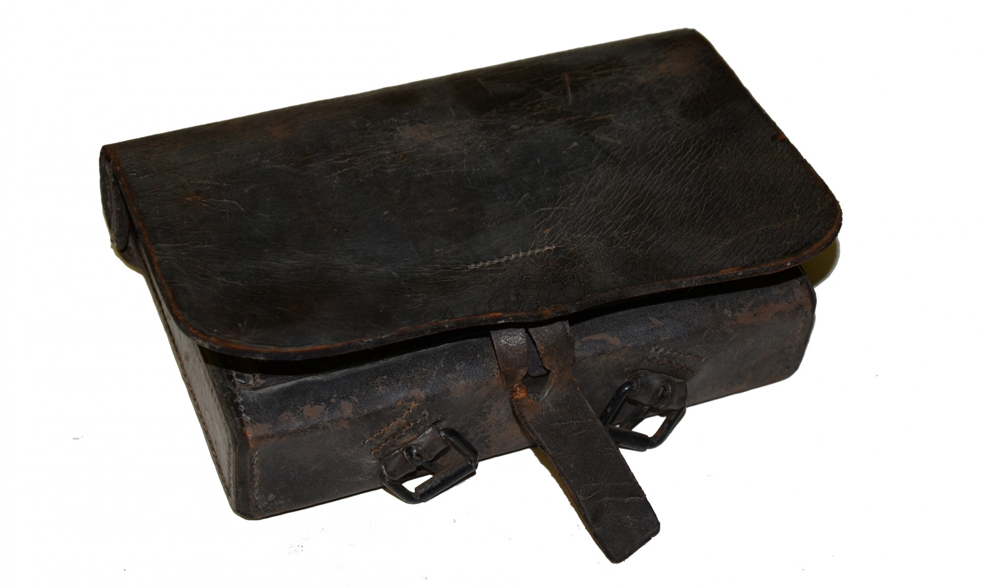 US .69 CAL. CARTRIDGE BOX