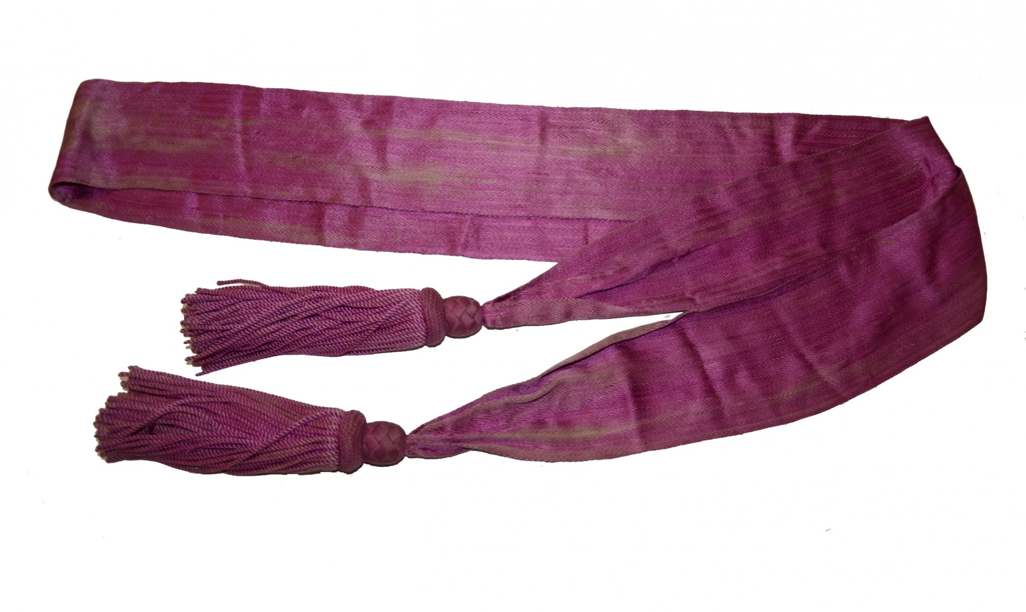CIVIL WAR OFFICER'S SASH