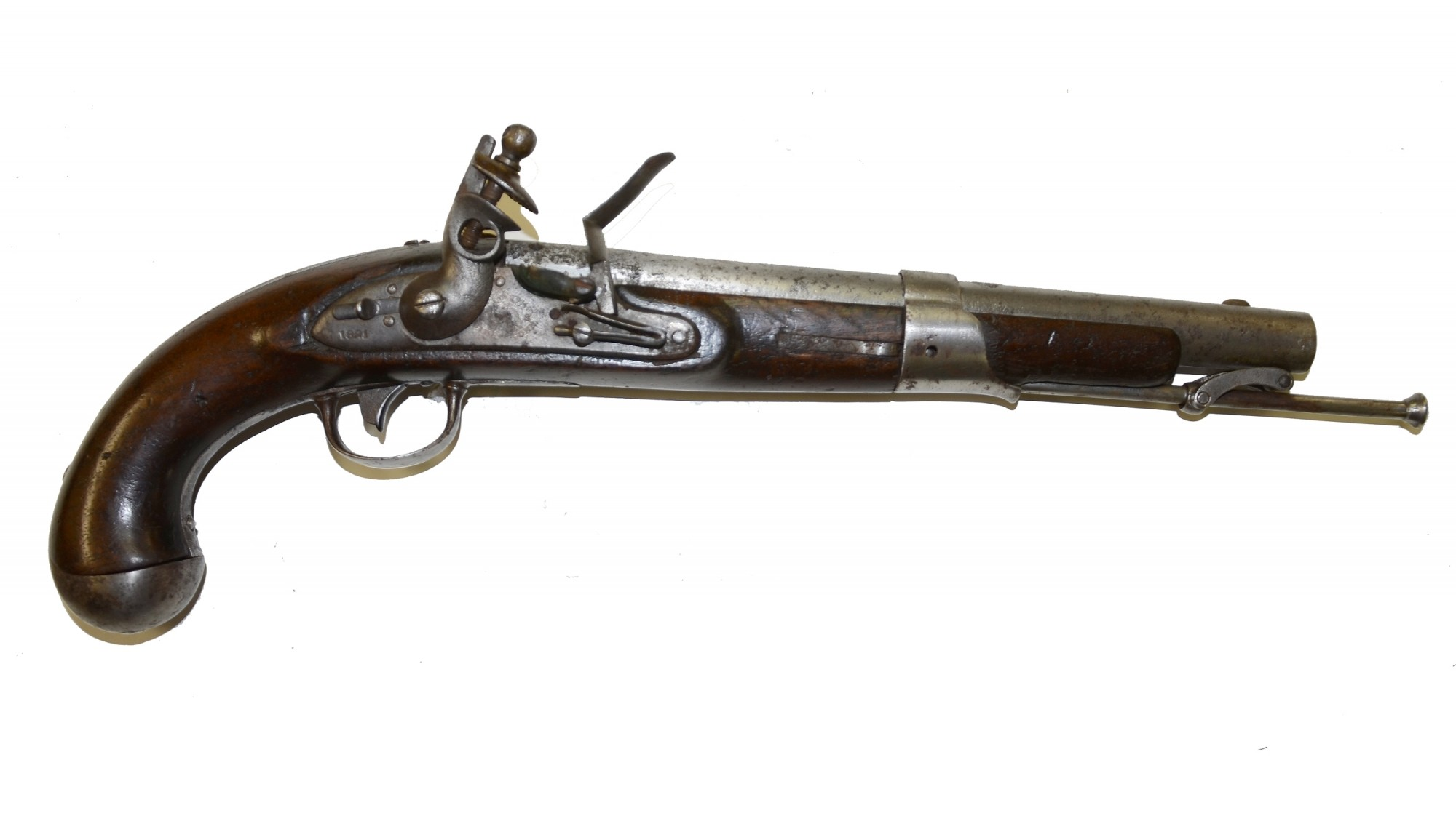 MODEL 1819 PISTOL BY SIMEON NORTH