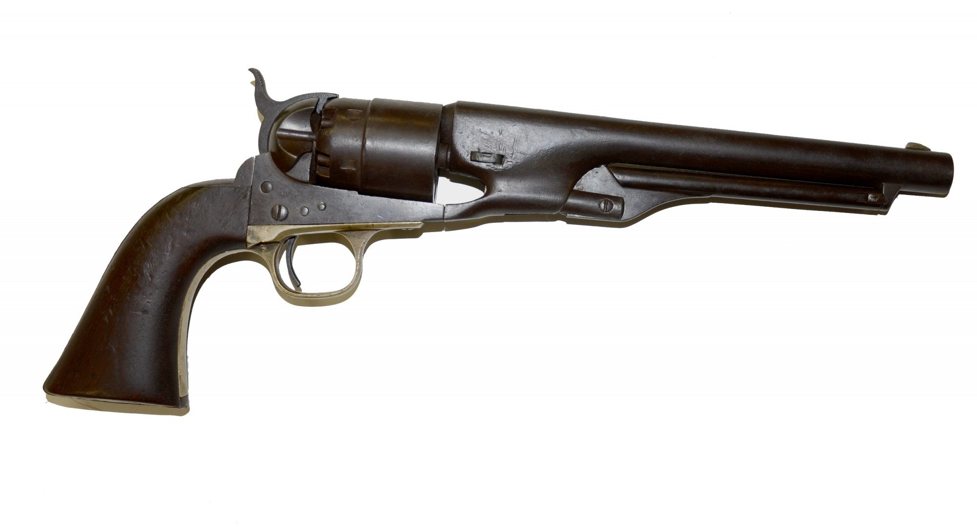 MODEL 1860 COLT ARMY MADE IN 1862