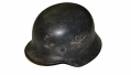 MODEL 1940 SINGLE DECAL LUFTWAFFE HELMET