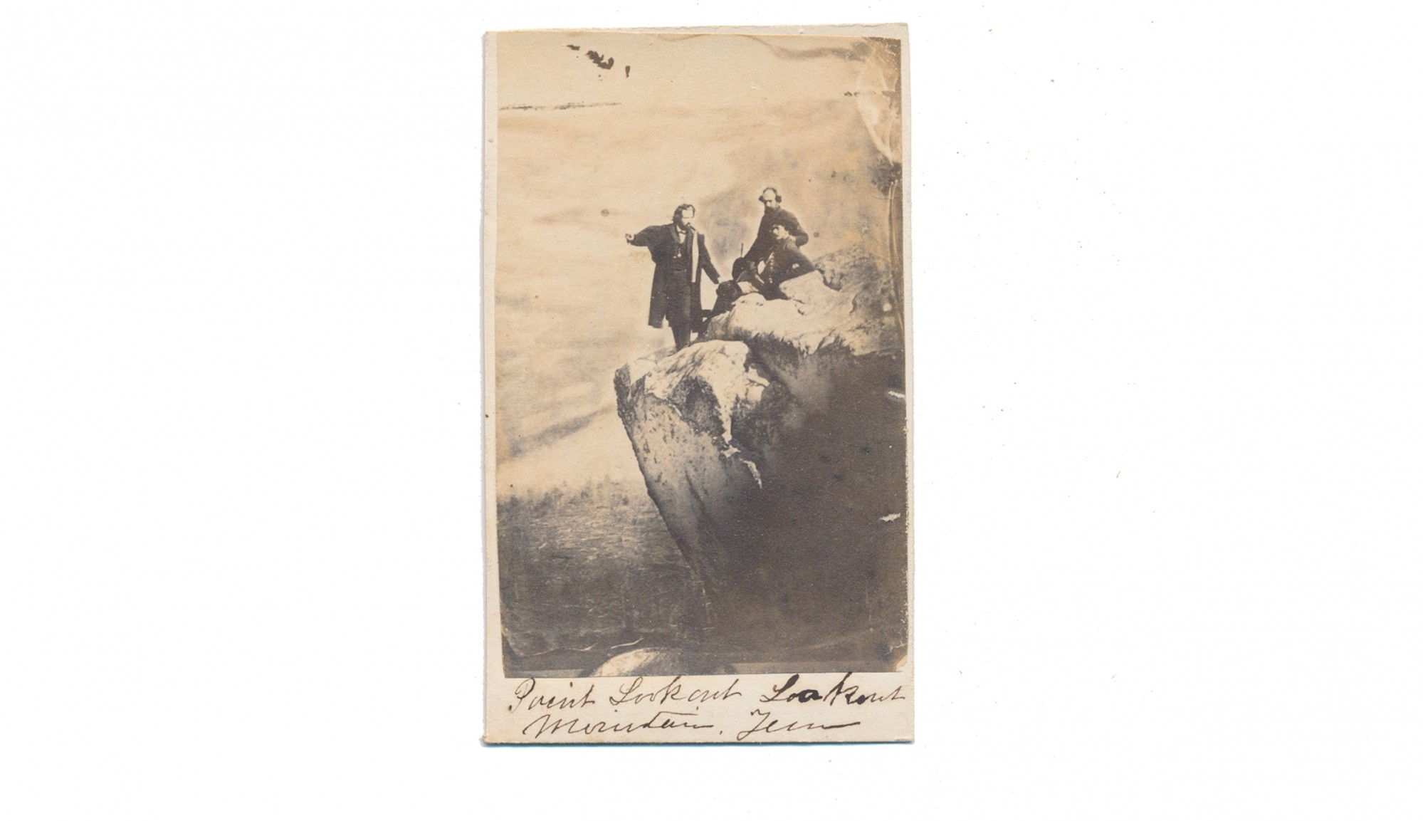 CDV OF LOOKOUT MOUNTAIN