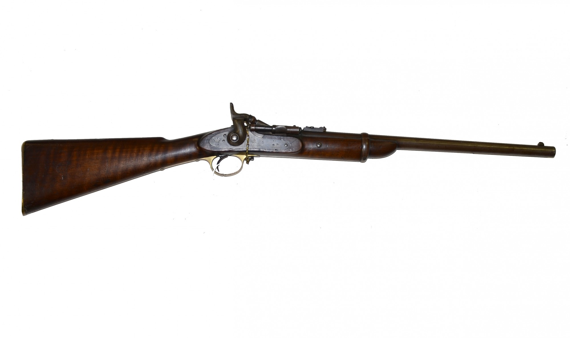ENFIELD PATTERN 61 CARBINE- SNIDER CONVERSION