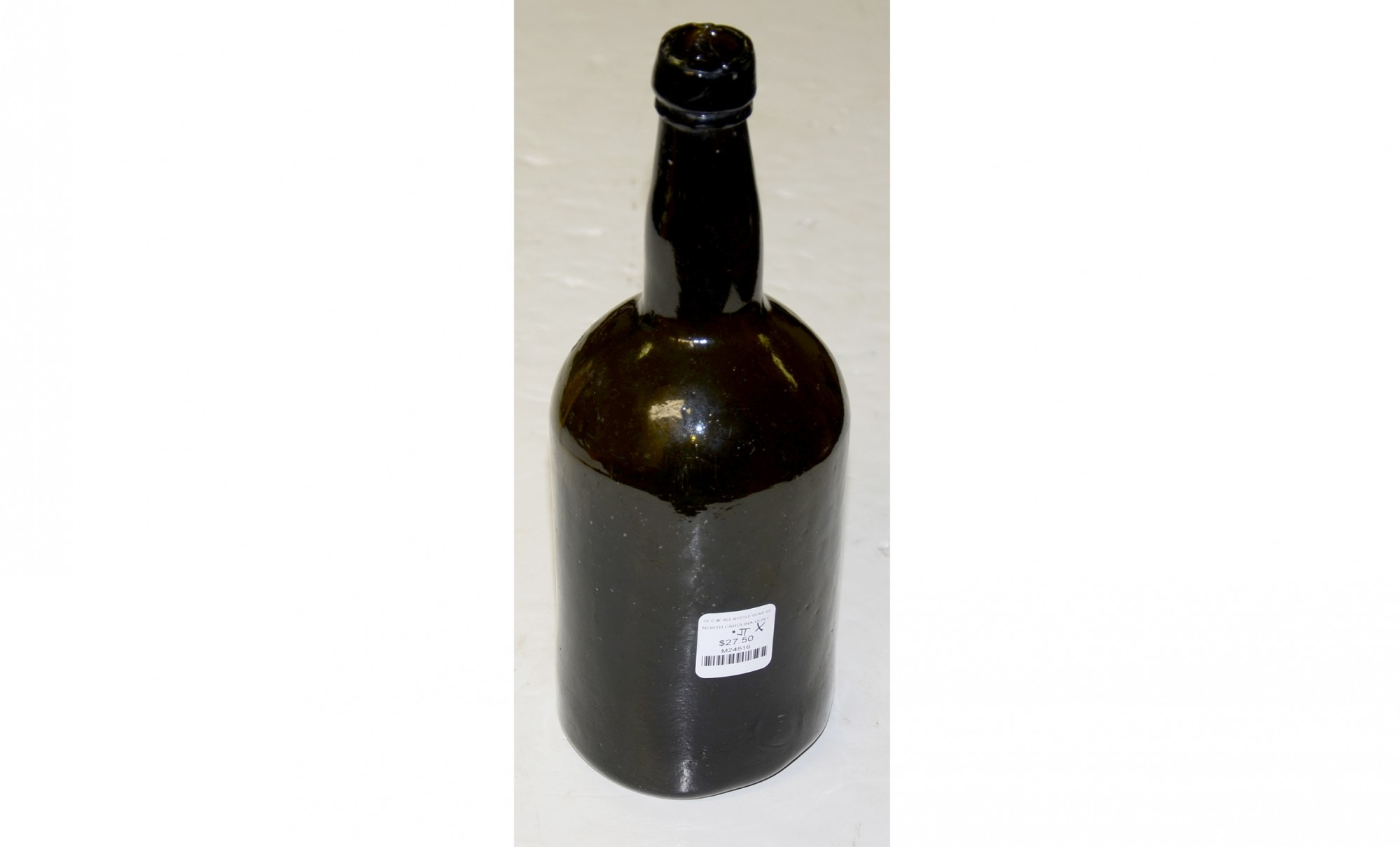 CIVIL WAR ERA ALE BOTTLE