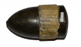 US 3.67 INCH HOTCHKISS SHELL