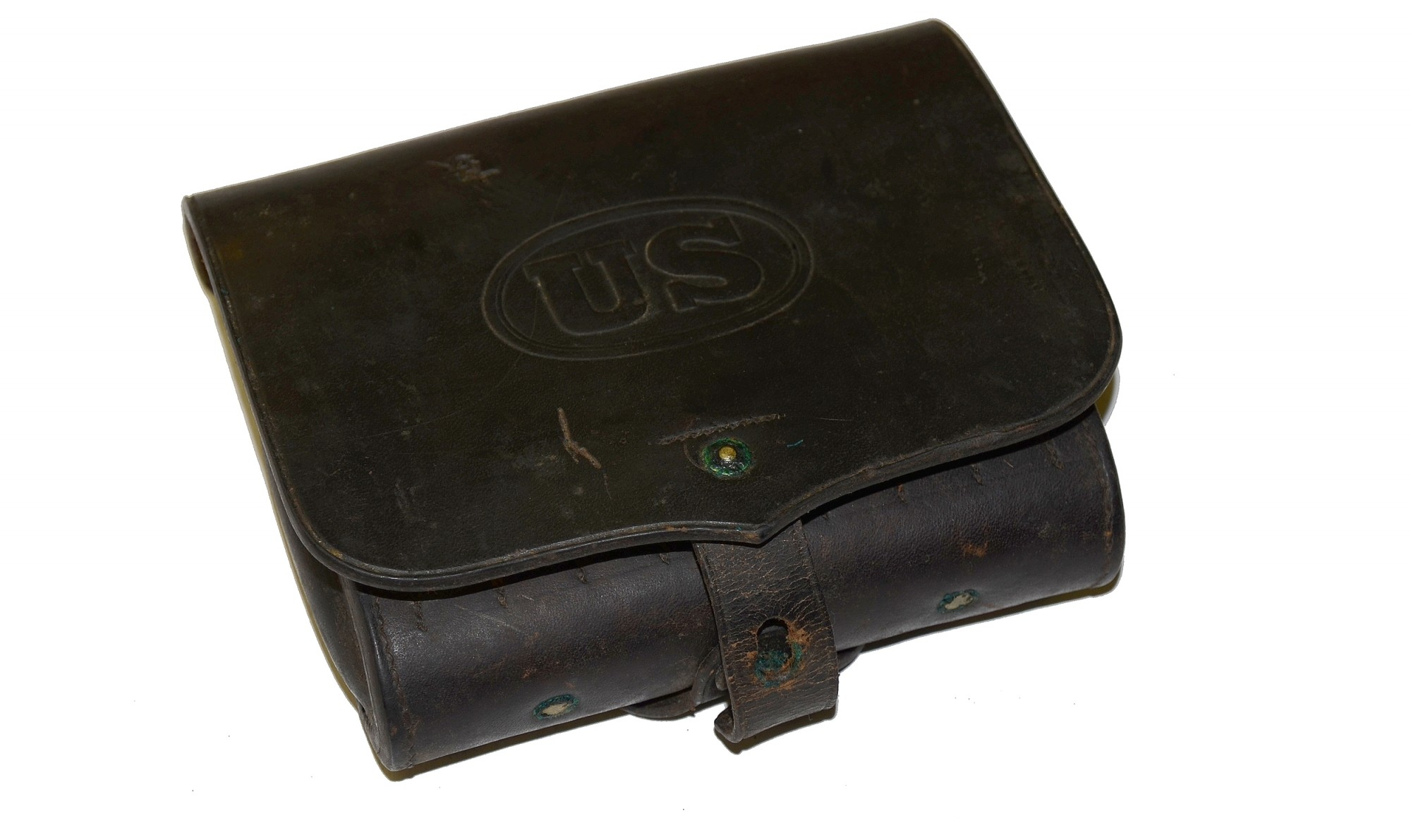 US POST-WAR DYER CARTRIDGE BOX