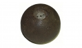 "CONFEDERATE 4.52"" 12 POUNDER SPHERICAL SHELL FROM LEE'S HEADQUARTERS MUSEUM AT GETTYSBURG – GEISELMAN COLLECTION"