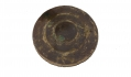 BRASS CAVALRY ROSETTE RECOVERED AT FALMOUTH, VA