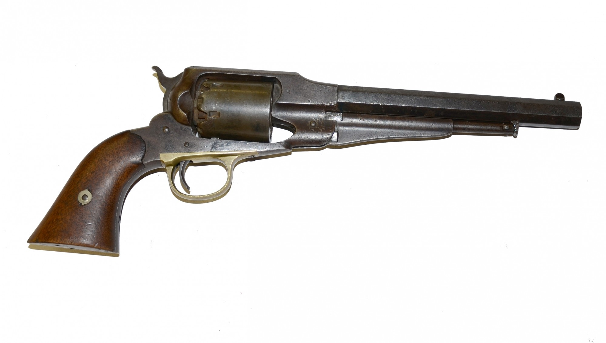 CIVIL WAR REMINGTON NEW MODEL ARMY REVOLVER