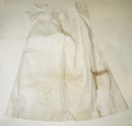 WHITE COTTON CHEMISE C. 1863-1868