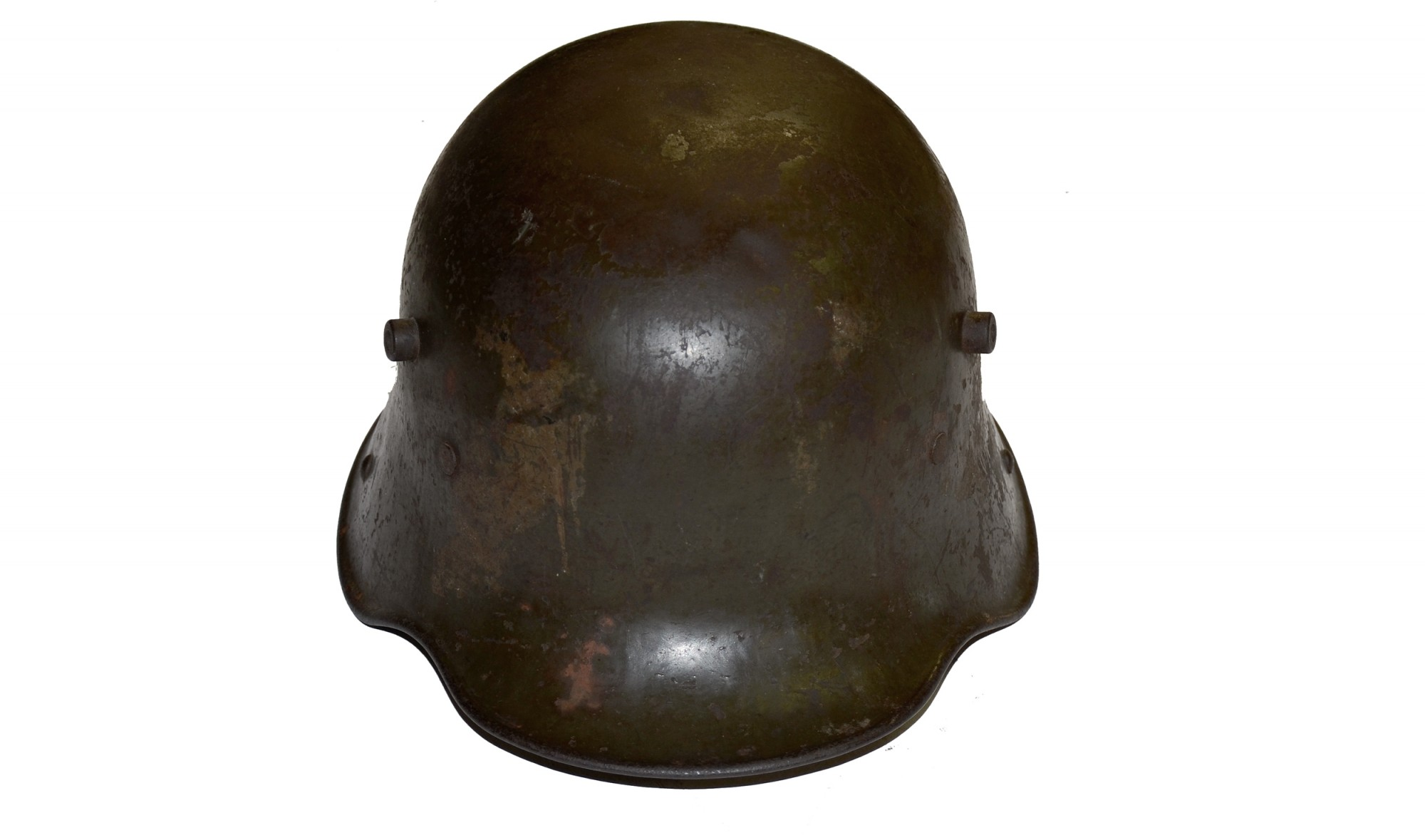 MODEL 1916 WORLD WAR ONE GERMAN HELMET