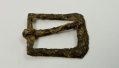 LARGE HARNESS BUCKLE RECOVERED AT PICKETT'S CHARGE IN 1946 – ROSENSTEEL COLLECTION