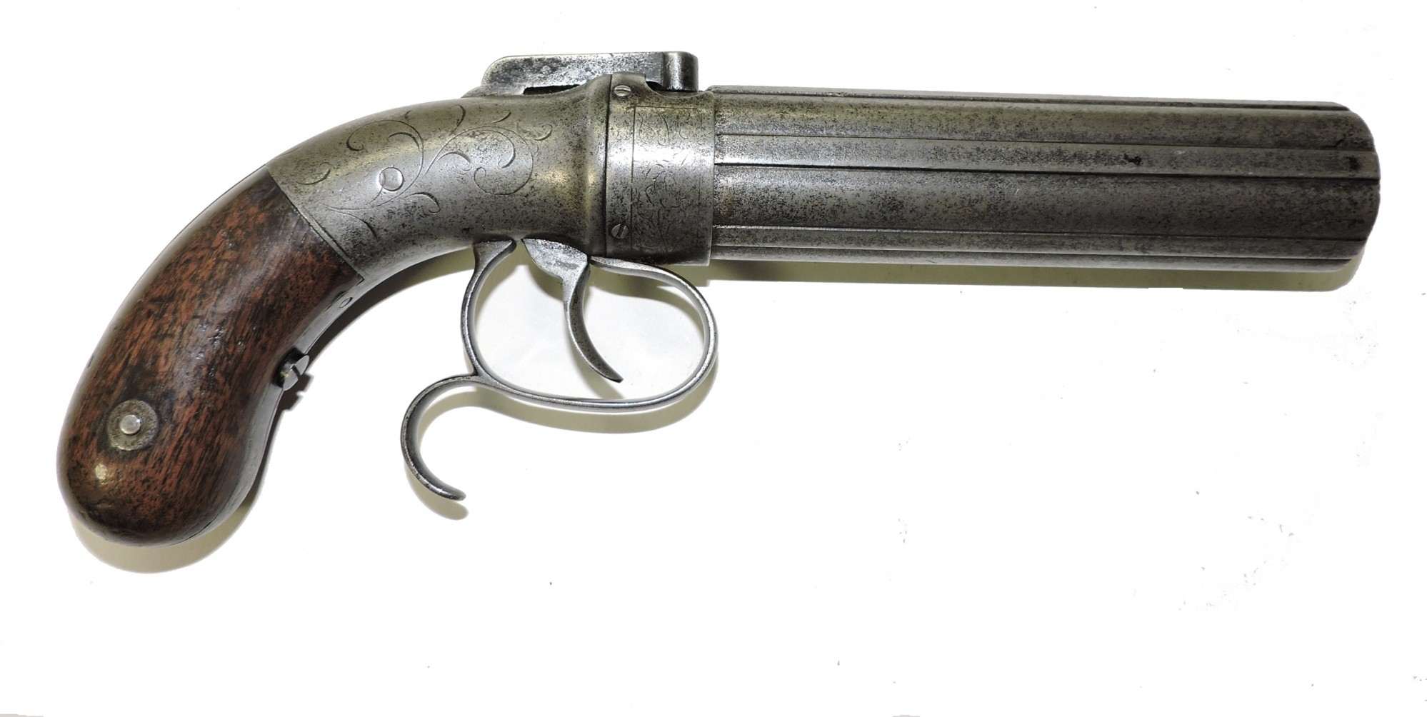 "ALLEN DRAGOON PEPPERBOX –""49ER."""