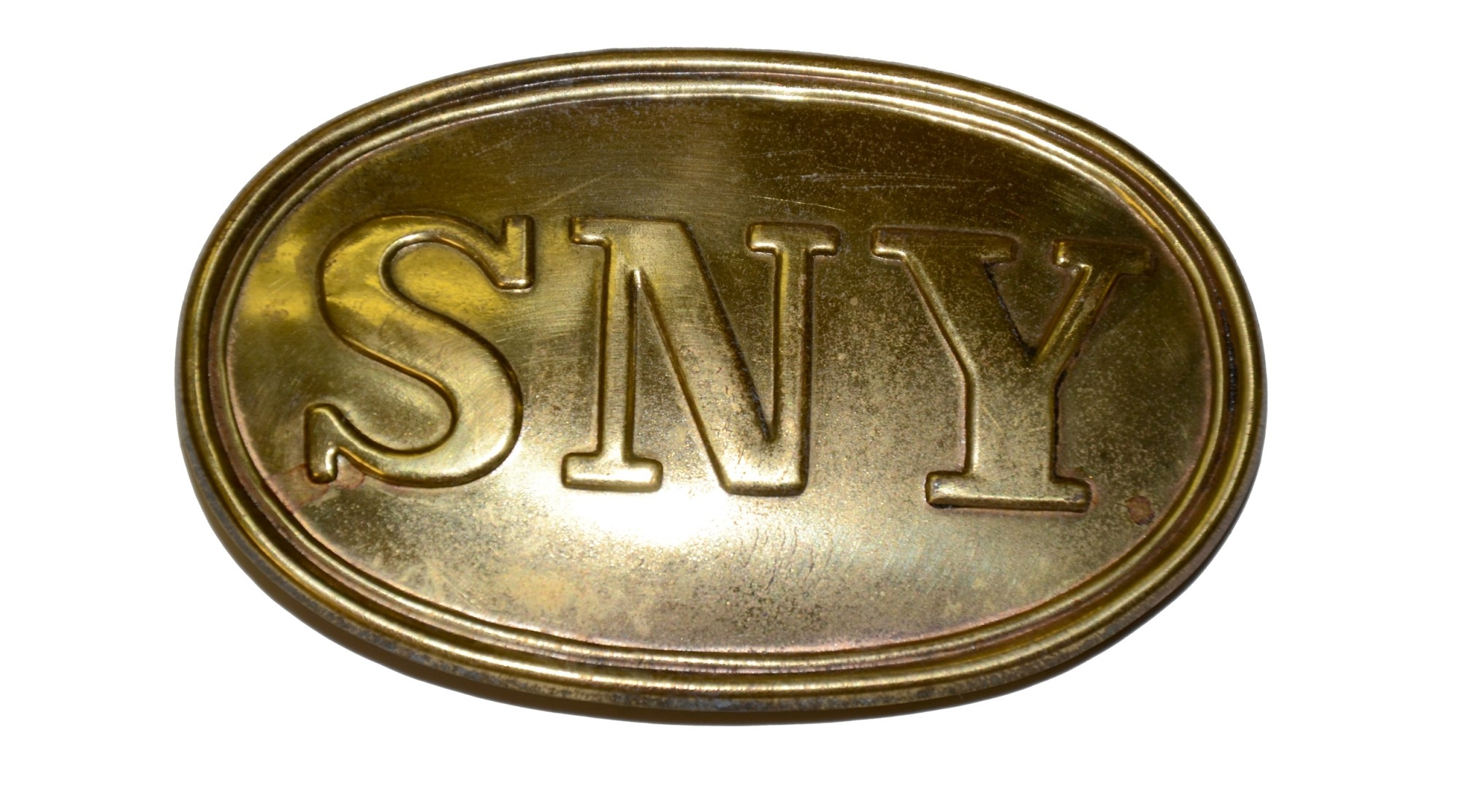 STATE OF NEW YORK BUCKLE