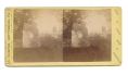 L. MUMPER STEREO CARD – GETTYSBURG MONUMENTS INFANTRY BY TIPTON