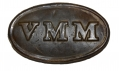 VOLUNTEER MAINE MILITIA BELT PLATE