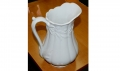 MID-19TH CENTURY IRONSTONE WATER PITCHER