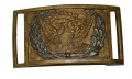 US MODEL 1851 NCO BELT PLATE