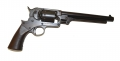 STARR ARMS CO. SINGLE-ACTION 1863 ARMY REVOLVER