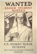 WANTED 25000 STUDENT NURSES