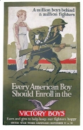 EVERY AMERICAN BOY SHOULD ENROLL IN THE VICTORY BOYS