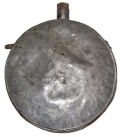 MILITIA TIN DRUM CANTEEN