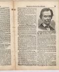 1865 ISSUE OF BROUGHTON'S MONTHLY PLANET READER, AND ASTROLOGICAL JOURNAL - DEATH OF ABRAHAM LINCOLN