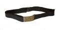 CIVIL WAR US MODEL 1851 CAVALRY OFFICER'S SWORD BELT WITH PLATE