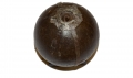 CS 24 LB. SPHERICAL SHELL WITH SABOT REMAINS