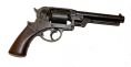 ORIGINAL STARR DOUBLE ACTION MODEL 1858 PERCUSSION ARMY REVOLVER
