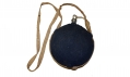 MODEL 1858 BULLS-EYE CANTEEN WITH COVER, SLING & STOPPER