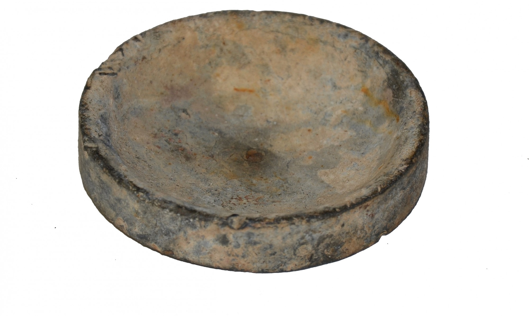 "RELIC 3"" DYER CANISTER BASE – GETTYSBURG WHEATFIELD -- LEE'S HQ MUSEUM"